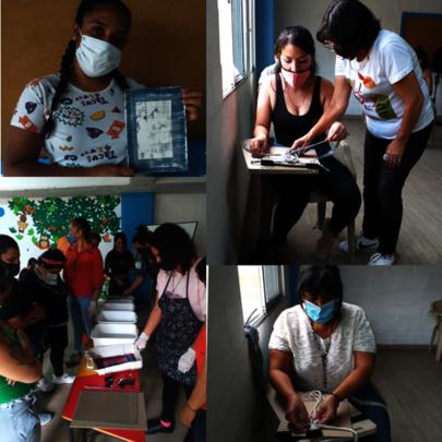 Face-to-face handicrafts workshop-2
