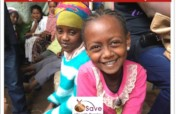 Food for underprivileged families in Ethiopia