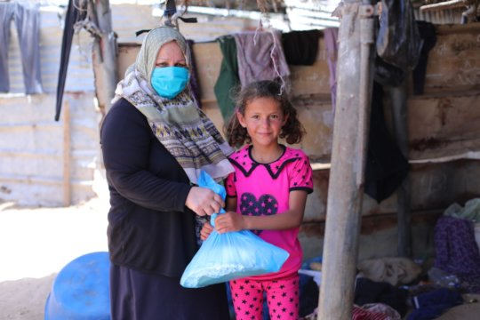 Mrs. Najah's Kitchen - Gaza Emergency Meals