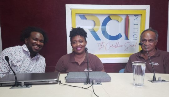 Live radio and facebook show about the SLNT