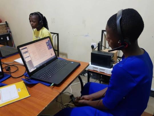 Children Tutored in Tanzania from Remembering Nhu