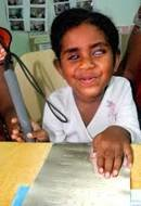 Gift of Sight for differently abled children