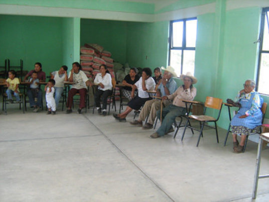 Increase literacy in 400 adults in two months