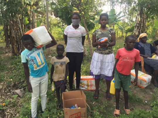 Orphans and Vulnerable Children