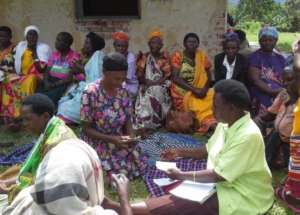 A Granny Group distributing loans