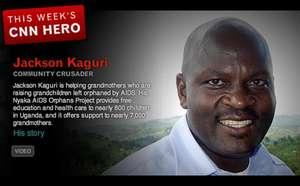 Your Hero!