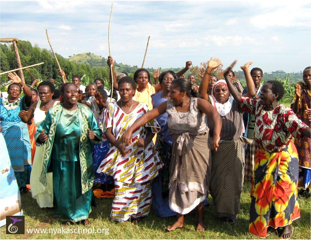 Nyaka grandmothers