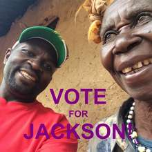 Vote for Jackson!