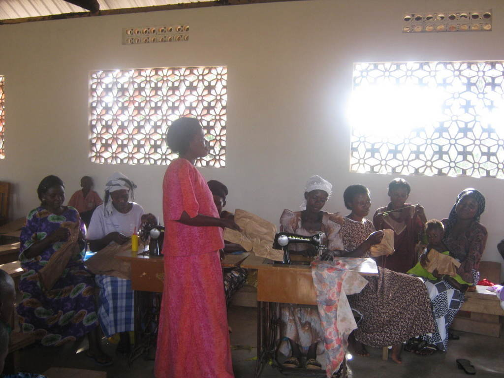 Building Capacity of Rural Women with HIV/AIDS