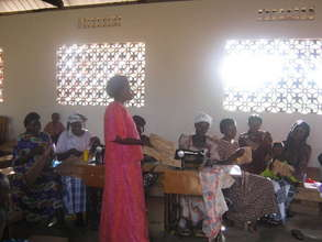 Traning workshop for rural women