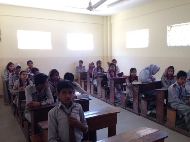 Help DIL UK Educate Children In Pakistan