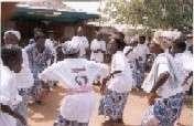 Vocational Center for Freed Slave Girls in Ghana