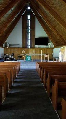 Lutheran Church in Cruz Bay