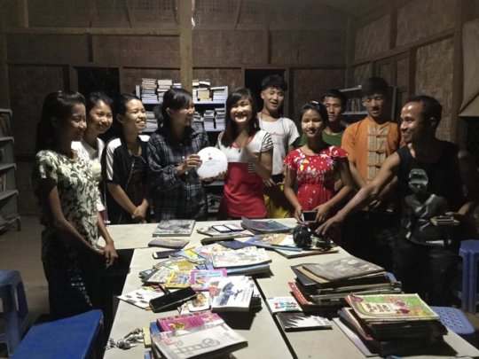Help Us Provide Refugees in Myanmar an Education