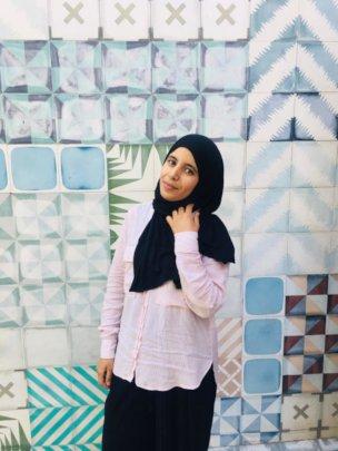 Khadija Boulahcen, PS Empowerment Facilitator