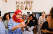 Women Facilitators Empower 700 Teen Girls