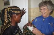 Advance the hospital & school work @Katoka,DRCongo
