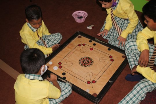 Learning & Playing