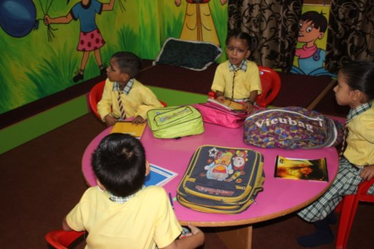 Restart Inclusive School Keshwa Gurukul