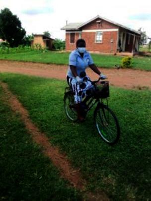 Teddy, Uganda