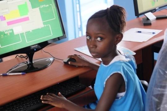 Josephine - computer trainee