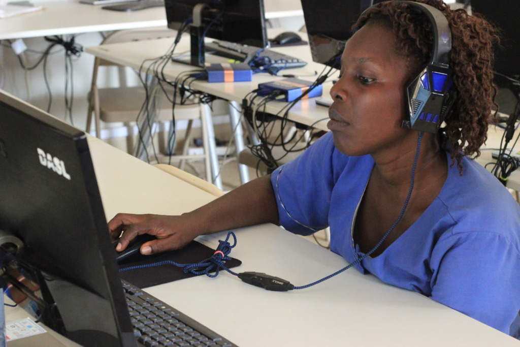 Reports on Provide Computer Skills Training in Sierra Leone ...