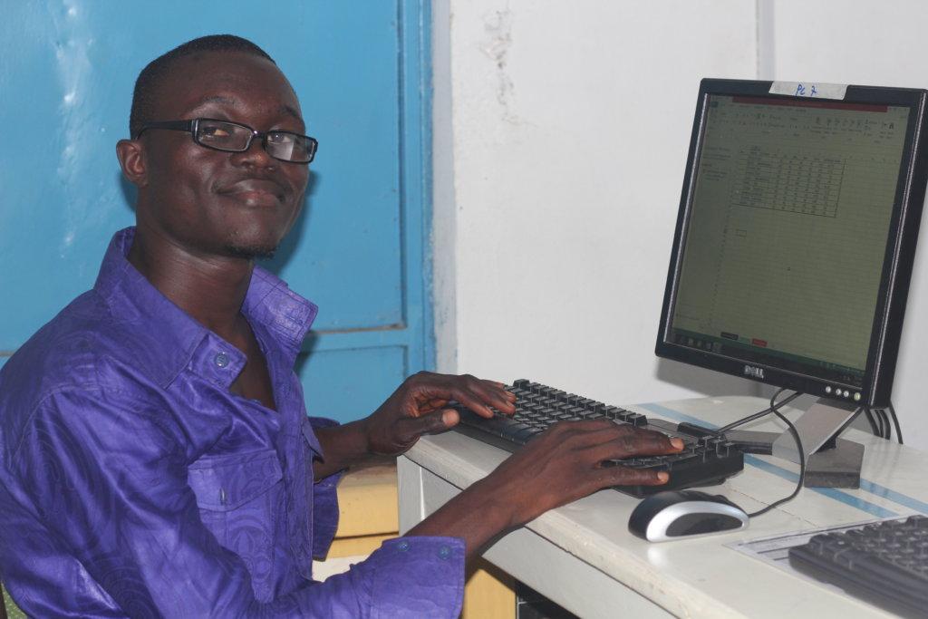 Provide Computer Skills Training in Sierra Leone