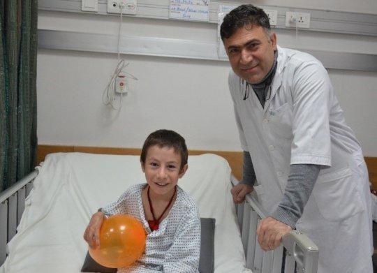 Dr Humayoon with Karim