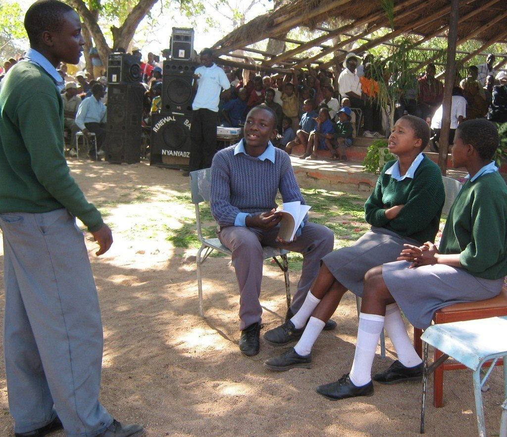 Improving Livelihoods and Food Security of Youth