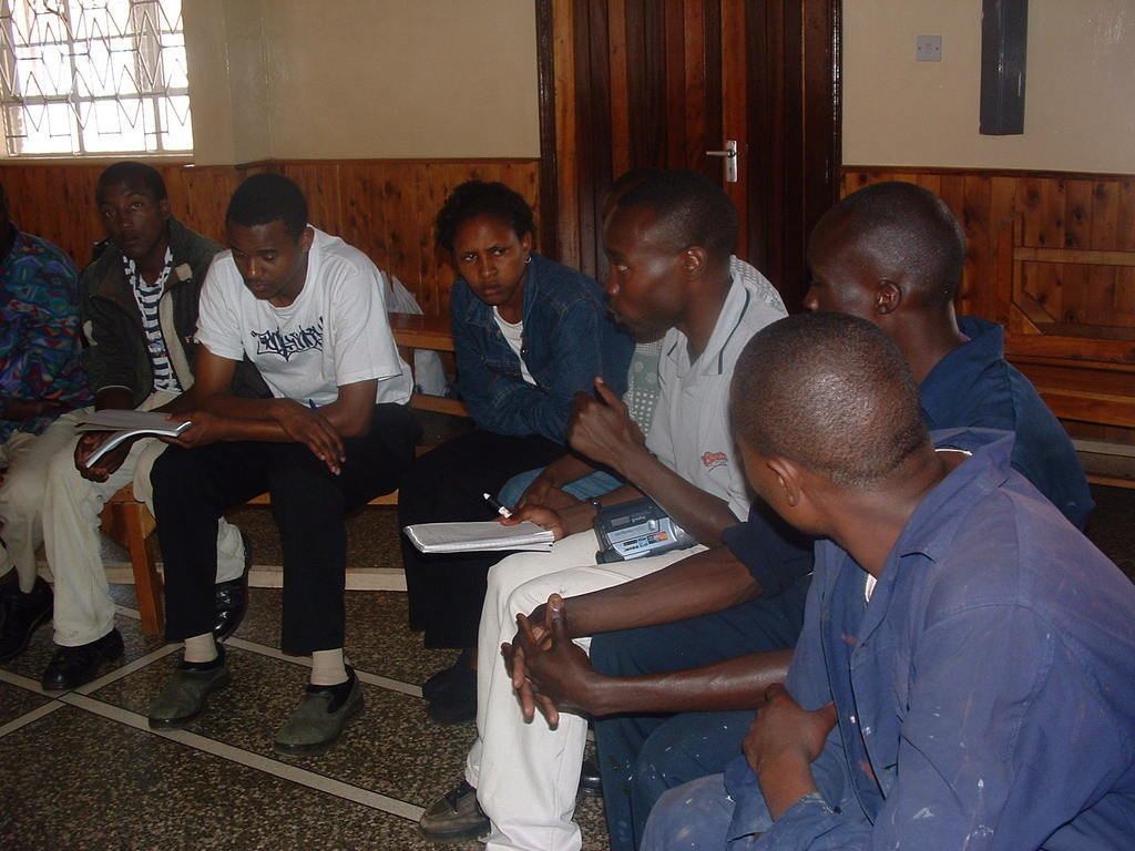 Championing Youth for Policymaking in Kenya