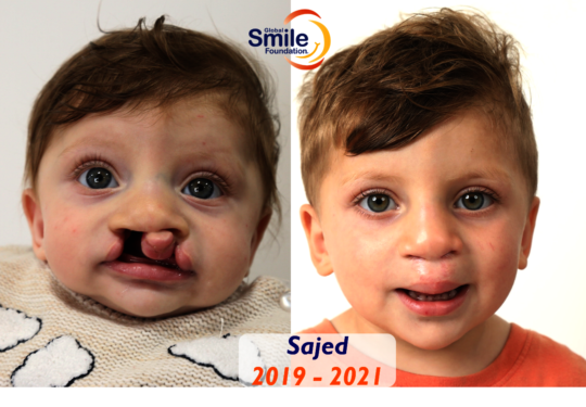 Sajed is growing fast!
