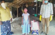 Help 250 COVID-19 affected families in India