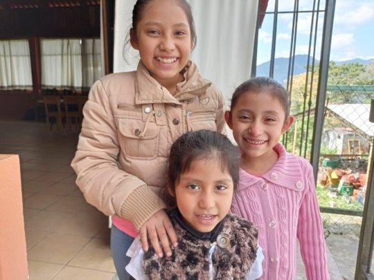 Ninos y Ninas de Xicotepec