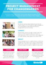 Project Management for Changemakers Info Doc (PDF)