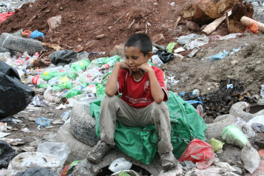 Educate 1,200 impoverished children in Honduras