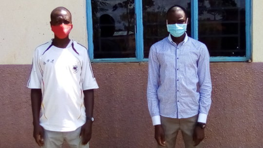 Youth accessed face masks