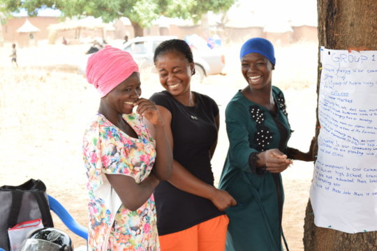 Empowerment Clubs for Young Women and Girls