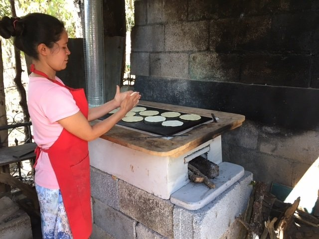 Healthy cook stoves for 100 Guatemalan families