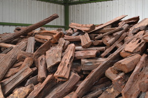Timber confiscations