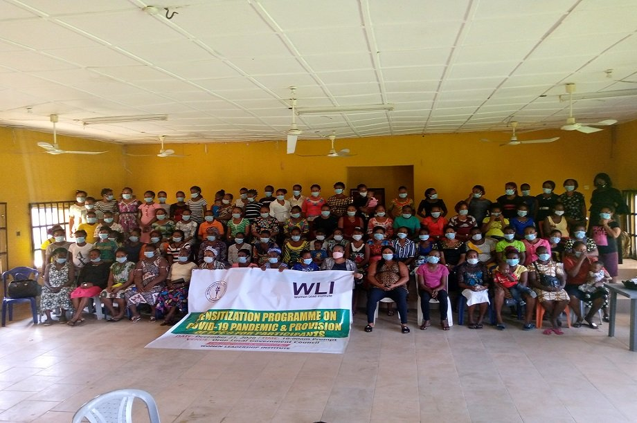 100+ Nigerian women trained in COVID prevention