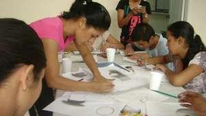 Arte La Calle at Work