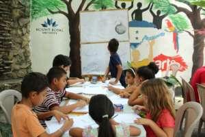 Arte La Calle's Saturday drawing classes at OYE
