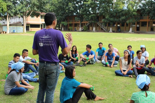 Empowering young leaders transforms communities.