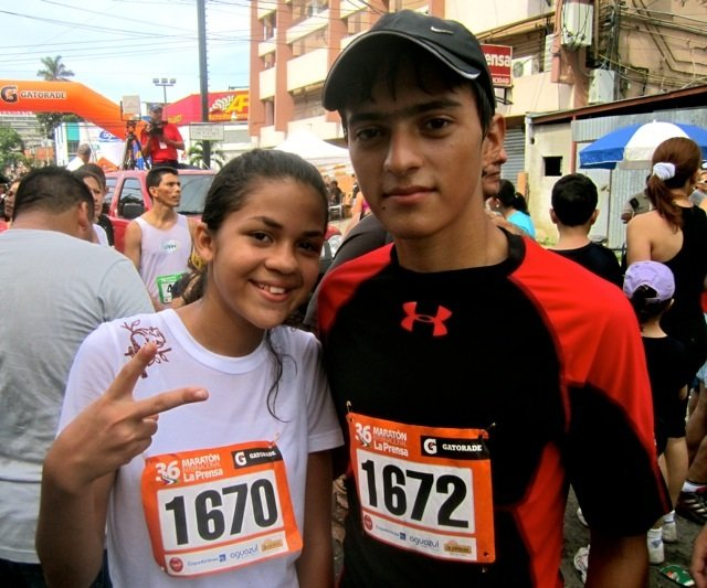 RACE 4 OYE in San Pedro Sula