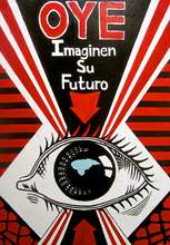 Imagine Your Future - OYE's newest mural