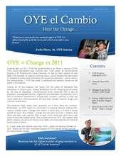 November 2011 Newsletter (PDF)