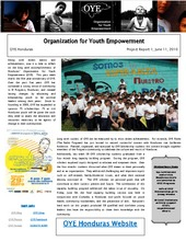Project Report; OYE Celebrates 5 Years (PDF)