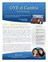 OYE el Cambio: Spring 2012 Newsletter (PDF)