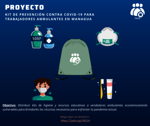 Hygiene Kit to Prevent COVID-19 in Nicaragua