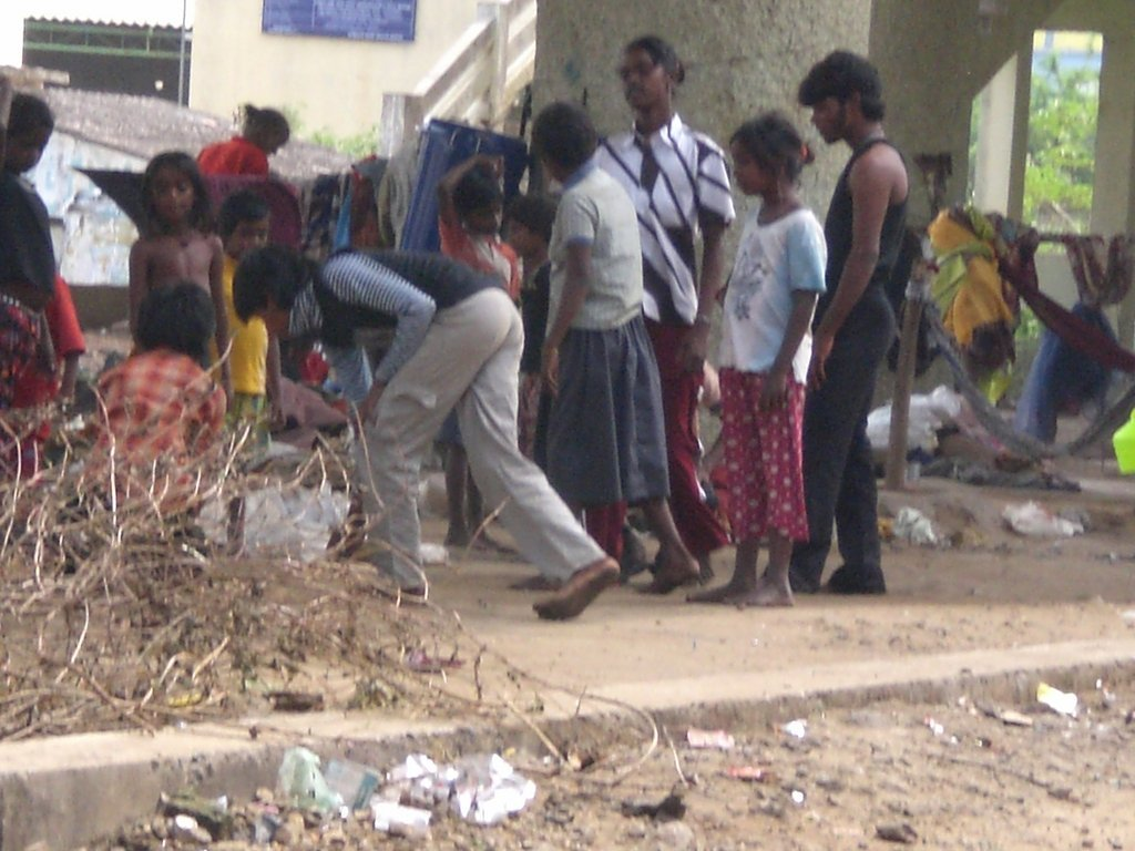 Keep kids in school - Provide scholarship-India
